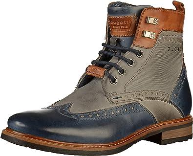 bugatti Herren 311377371100 Klassische Stiefel Kurzschaft Stiefel