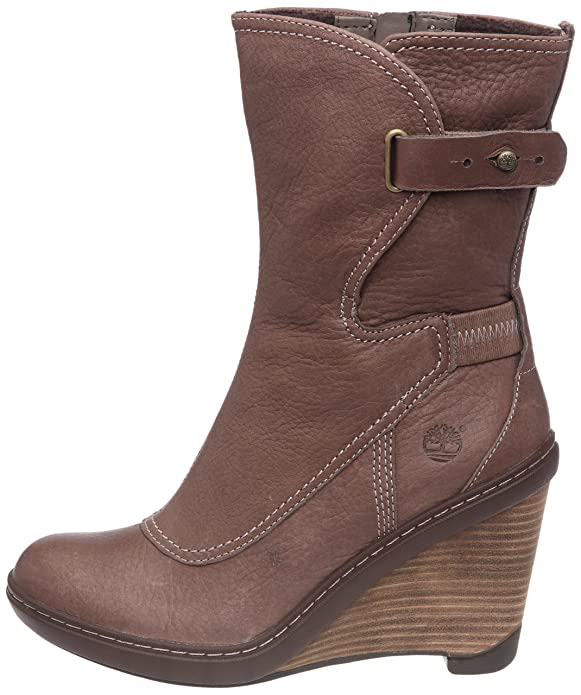 Timberland Stratham Heights Wedge Mid Boot, Stivali Donna