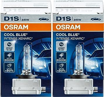 Osram XENARC COOL BLUE INTENSE D3S HID Xenon-Brenner 66340CBI-HCB Entladungslampe 2 St/ück Duobox