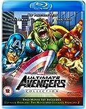 Ultimate Avengers 1+2 [Blu-ray]