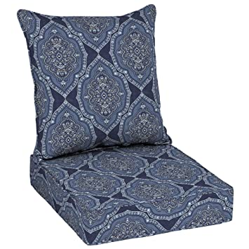 Amazon.com : RBD One Deep Seat Pillow Back and One Deep Seat ...