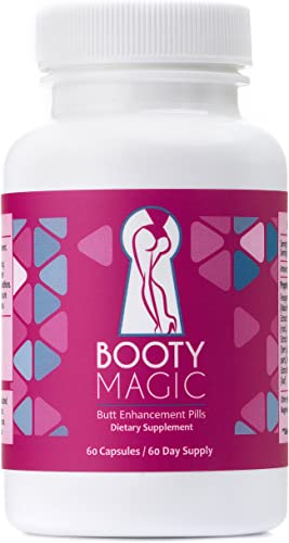 Booty Magic Ultra Butt Enhancement Pill