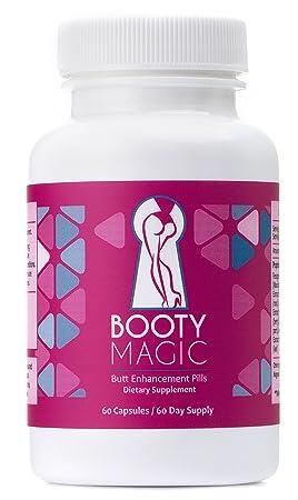 Booty Magic Ultra Butt Enhancement Pills – 2 Month Supply