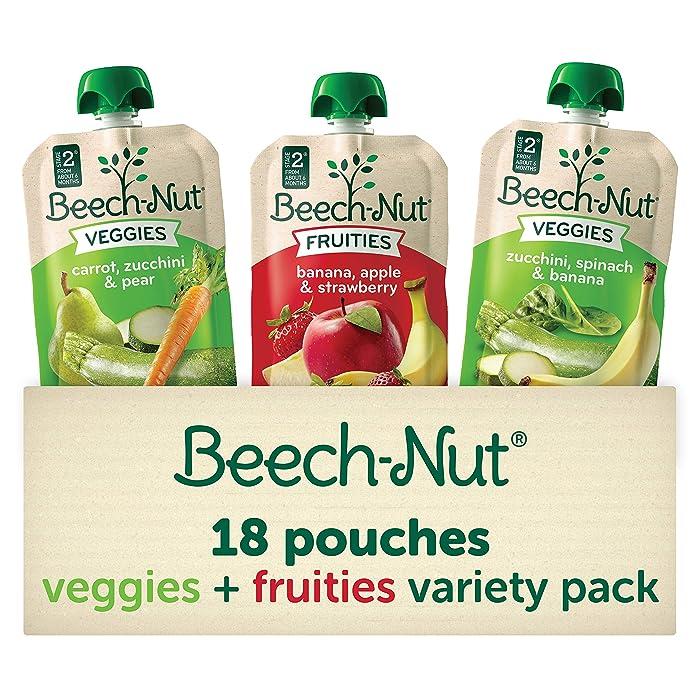 Top 10 Beachnut Food Pouches