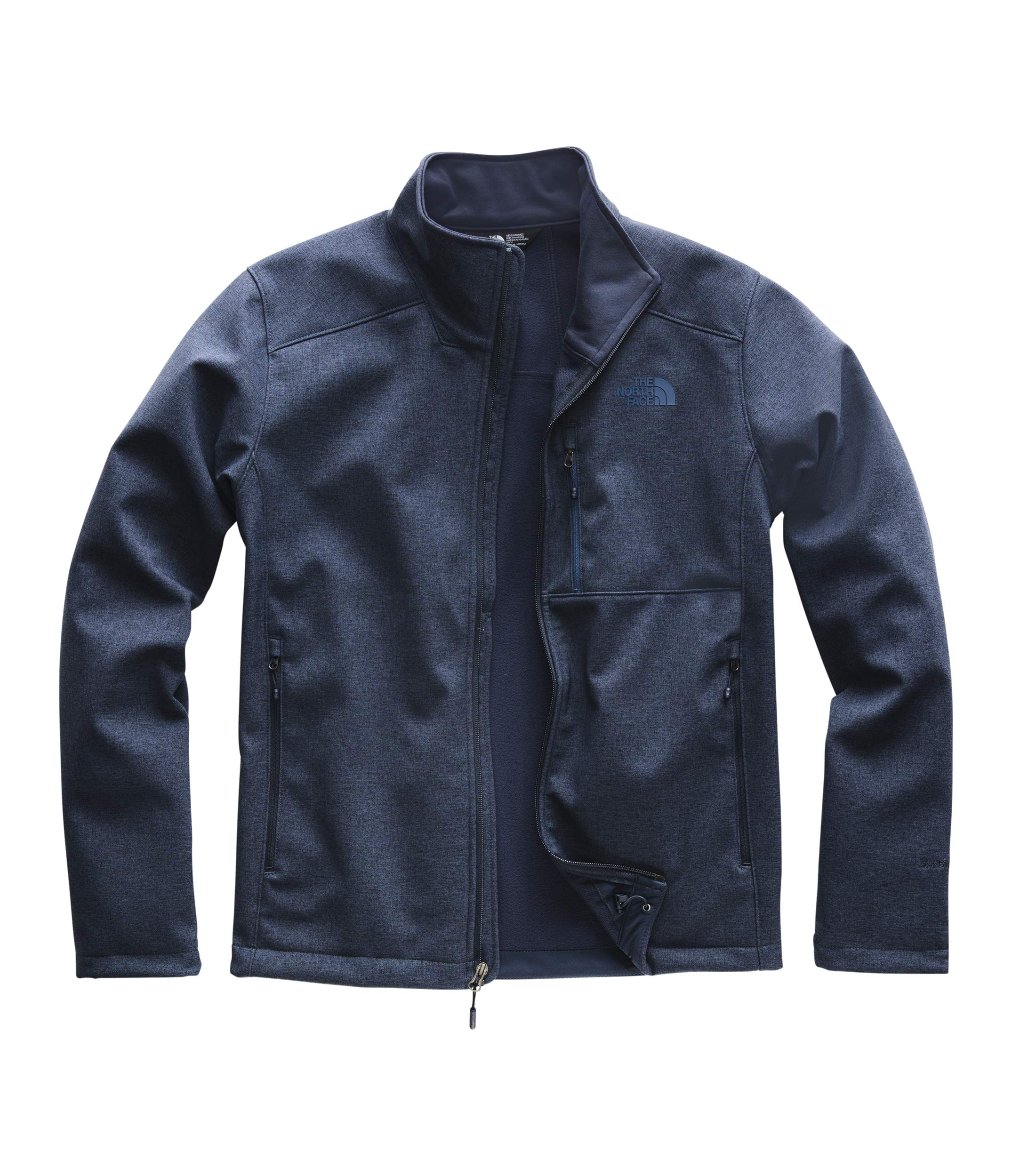 The North Face Men's Apex Bionic 2 Jacket, Urban Navy Heather, Size L by The North Face