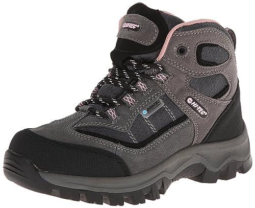 923a3fbd2d4 Hi-Tec Kids Unisex Hillside Waterproof Jr hiking Boot (Toddler/Little  Kid/Big Kid)
