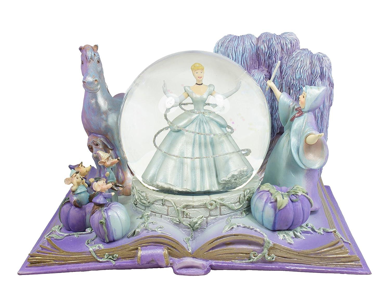 Hallmark Disney Collection CLX2001 Cinderella Water Globe