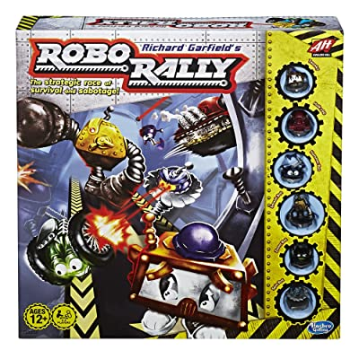 Richard Garfield's Robo Rally Avalon Hill Game: Toys & Games