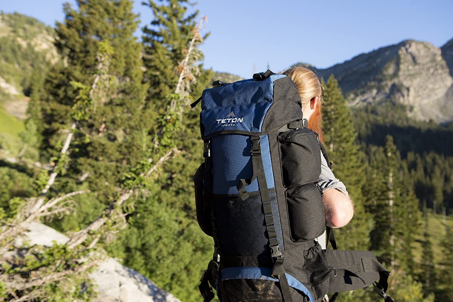 TETON SPORTS Explorer 4000 Internal Frame Backpack – Not Your Basic Backpack