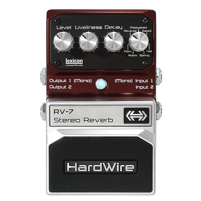 リンク:RV-7 Stereo Reverb