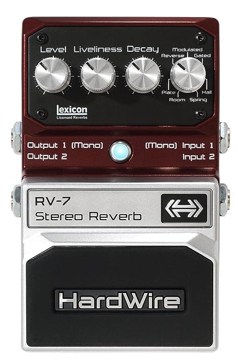 Digitech RV-7 STEREO REVERB