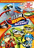 Team Hot Wheels: The Origin of Awesome (Includes Sticker Sheet) [DVD] [2013]