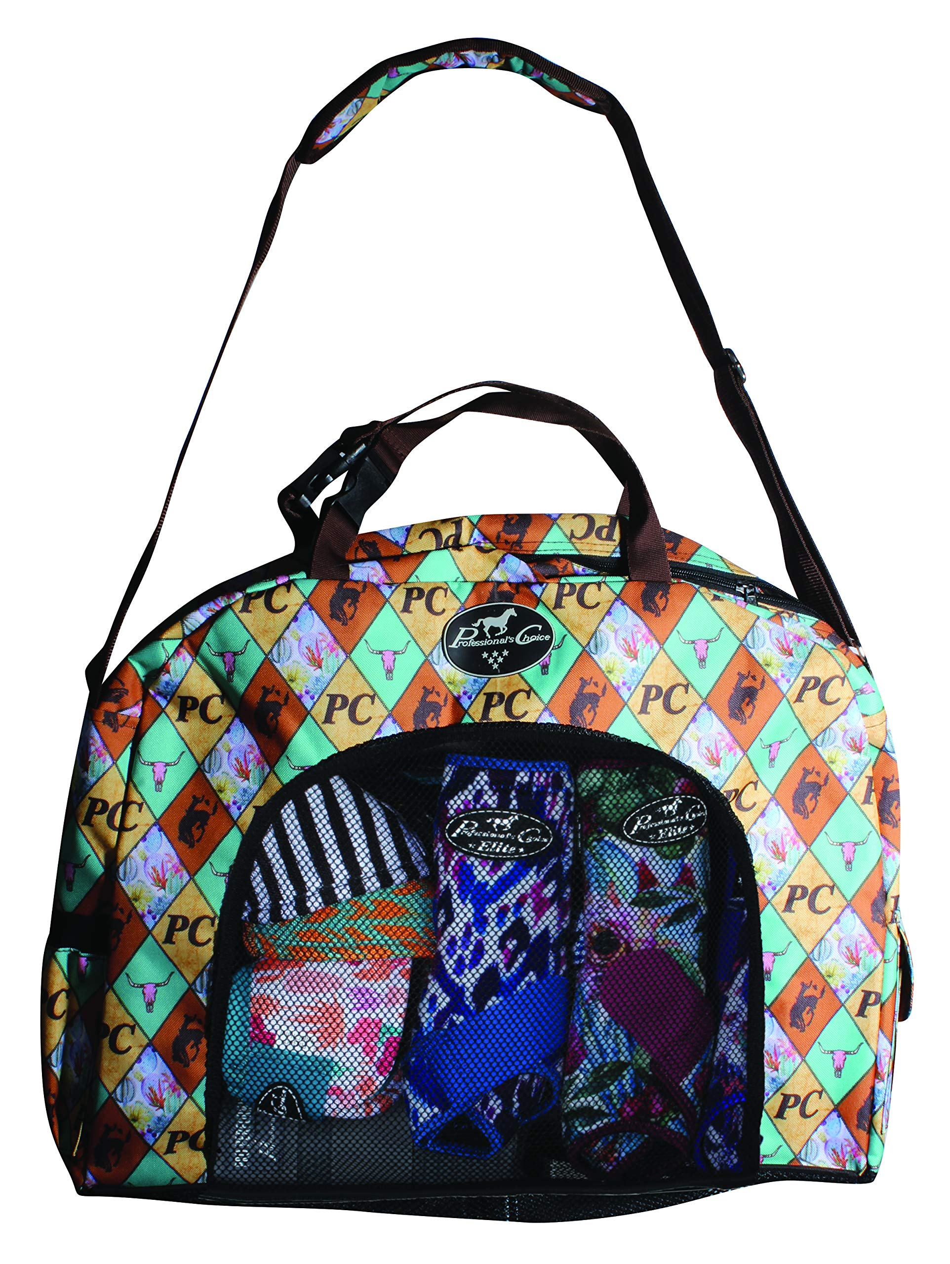 Professional's Choice Horse Equine Carry All Boot Bag (PC Diamond) by Professional's Choice