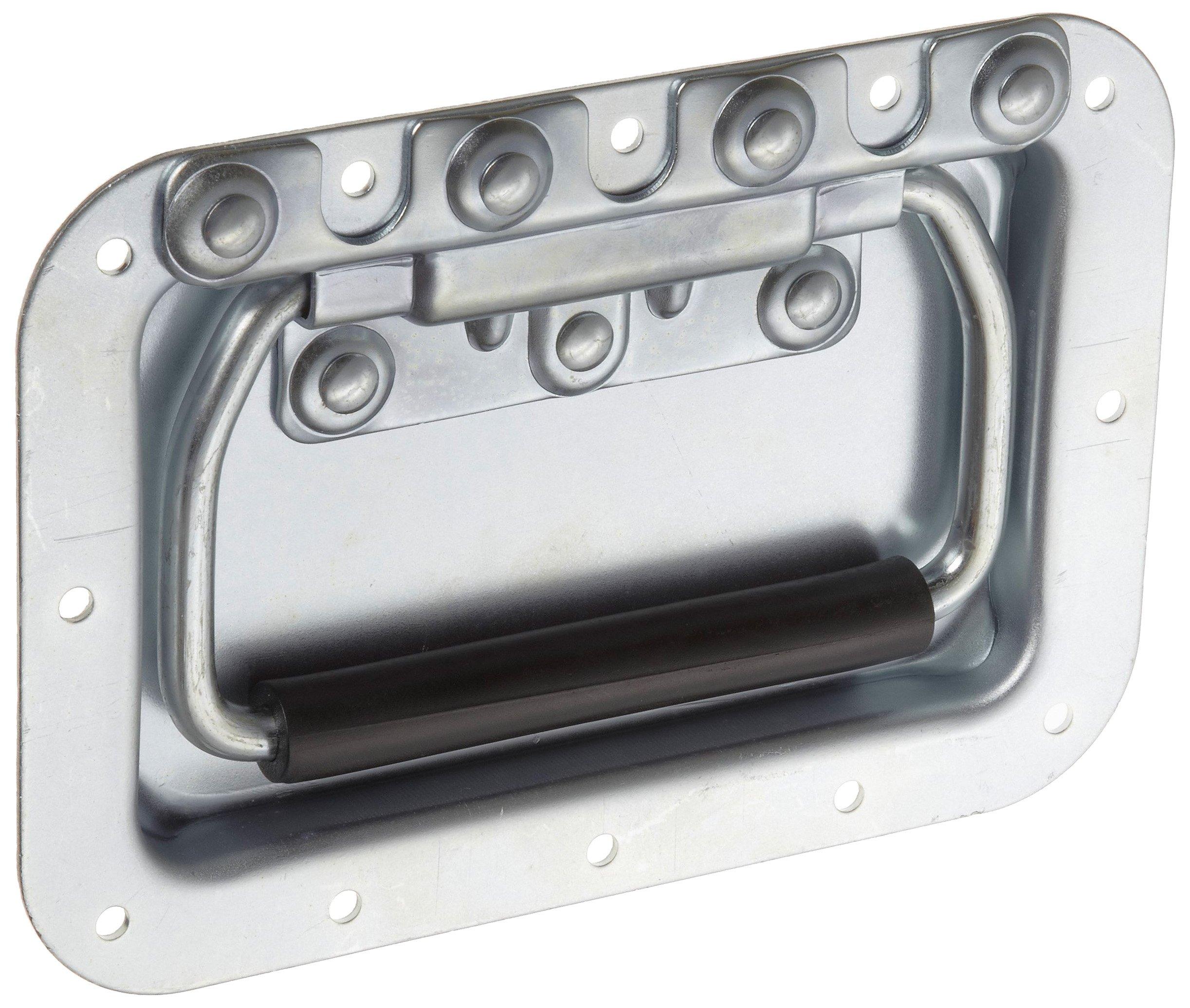 Monroe Steel Load Rated Pull Handle, Folding Style