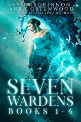 Seven Wardens Omnibus: Books 1-4 (Seven Wardens Collections Book 1) Kindle Edition