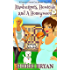 Hamburgers, Homicide and a Honeymoon (The Charlotte Denver Cozy Mystery Series Book 5)