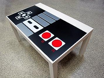 Amazoncom NES Nintendo Controller Coffee Table Kitchen Dining
