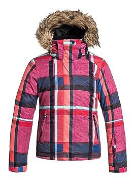 Roxy Jet Ski JK - Chaqueta de nieve para niña, multicolor, talla 8/S: Roxy: Amazon.es: Deportes y aire libre