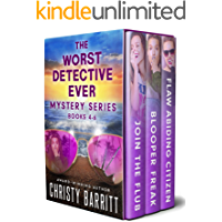 The Worst Detective Ever Mystery Series, Books 4-6 (The Worst Detective Ever Bundle Book 2)