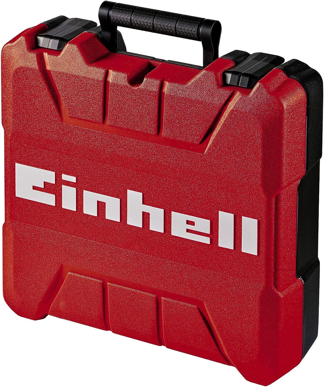 Einhell E-Box S35 Caja de herramientas De plástico Rojo - Cajas de herramientas (Tool box, Plastic, Red, 12 kg, 250 mm, 310 mm)