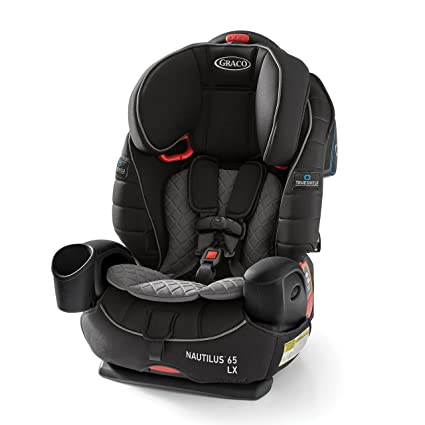 Graco Nautilus 3 In 1 Harness Booster Seat - Best Safety Features