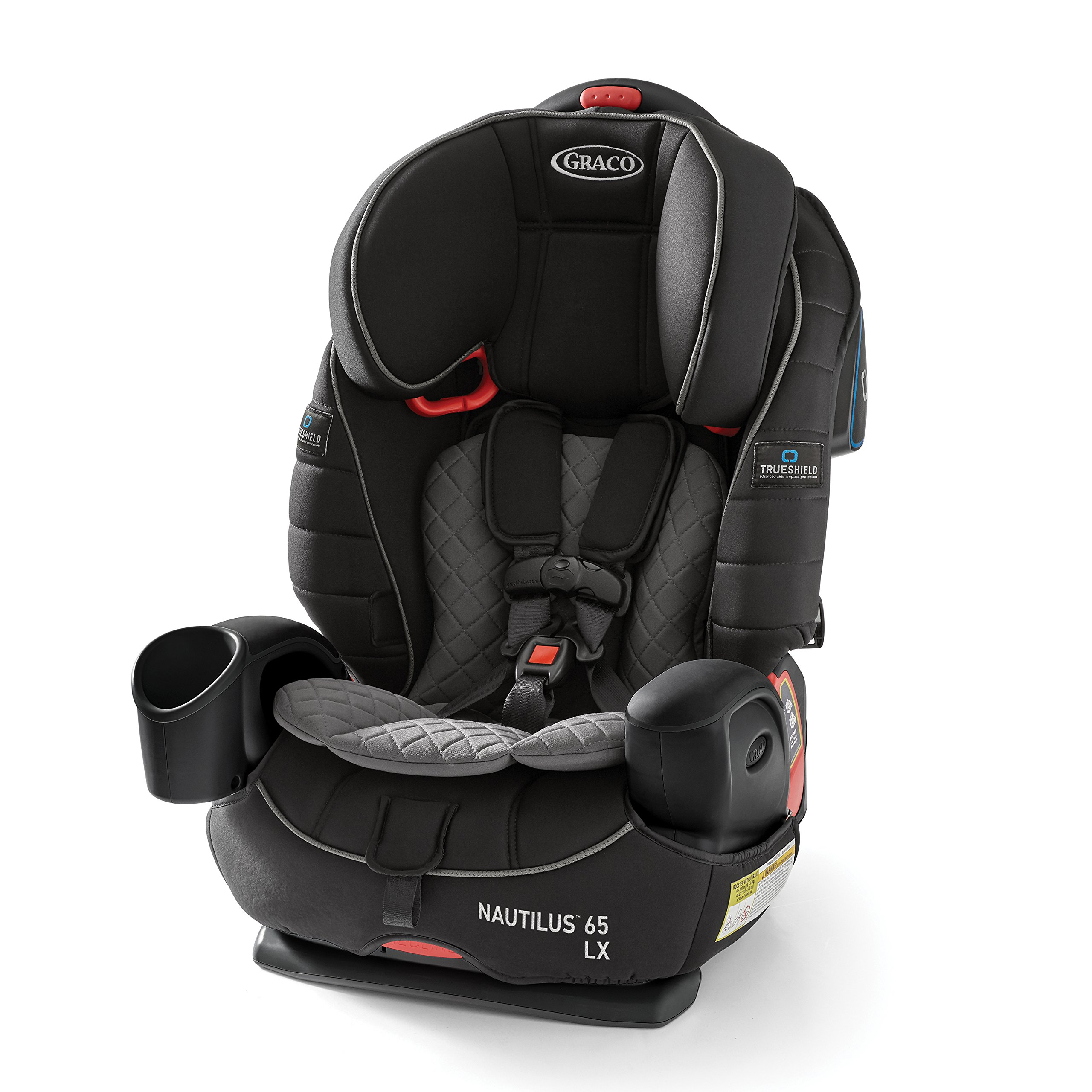 Graco Nautilus 65 LX 3 In 1 Harness Booster Featuring TrueShield Technology
