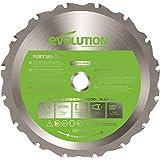 Evolution LAMFURY1 Lame multi-matériaux 185 mm