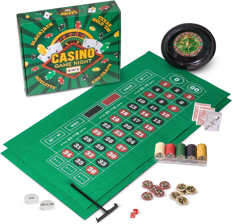 Casino night game ncaa and gambling