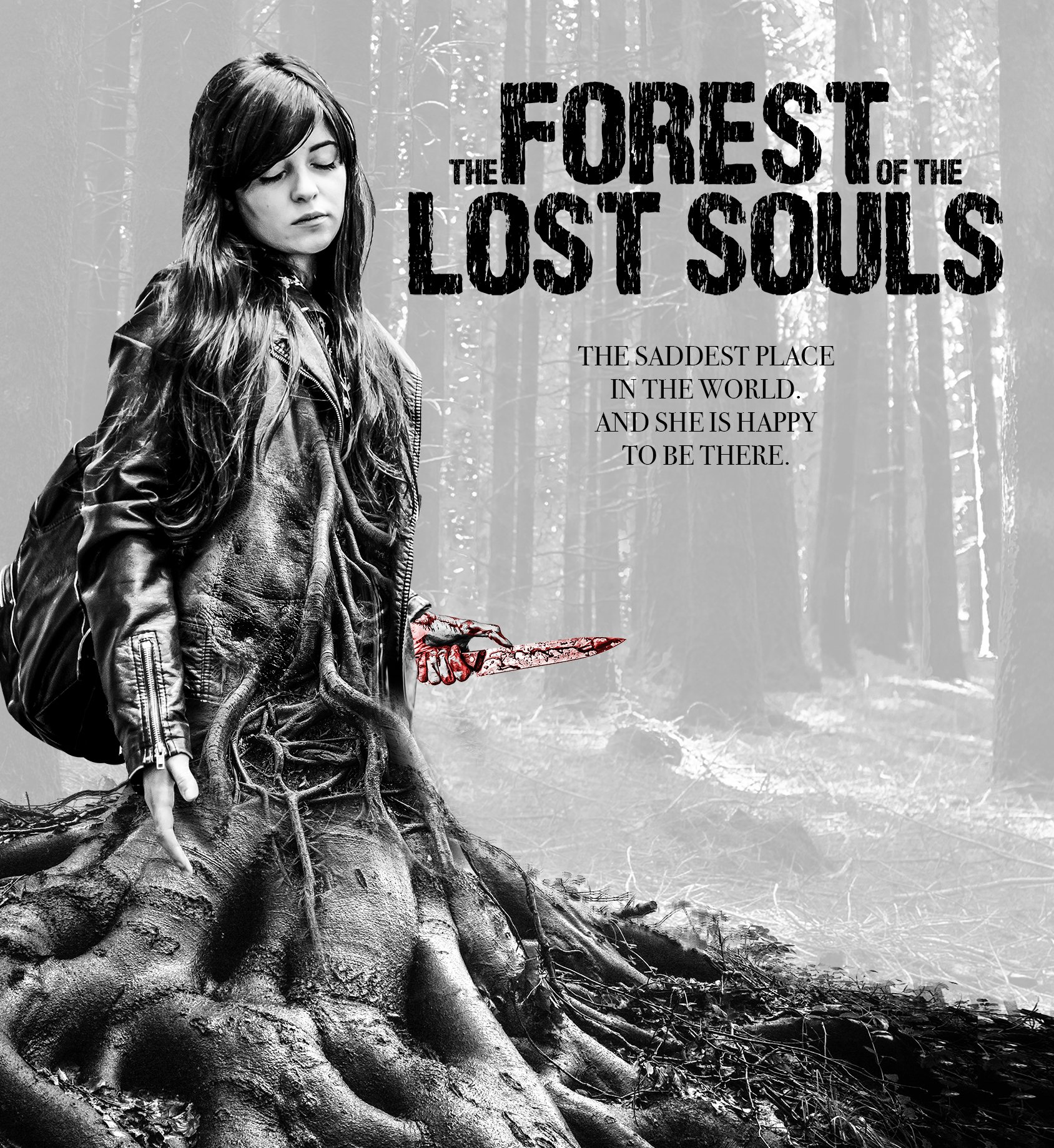 Blu-ray : Forest Of The Lost Souls (Blu-ray)