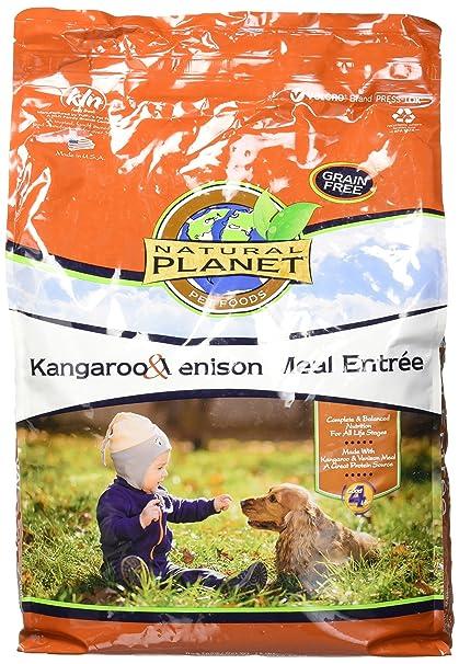 natural planet dog food