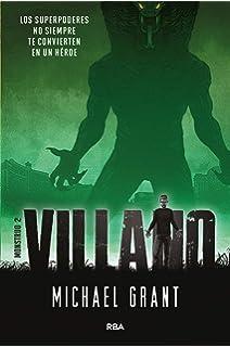Resultado de imagen de Villano de Michael Grant