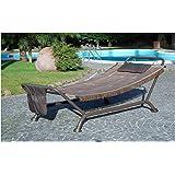 My Garden M0471 Amaca Bali Ecrù, 230x98x82 cm, Marrone