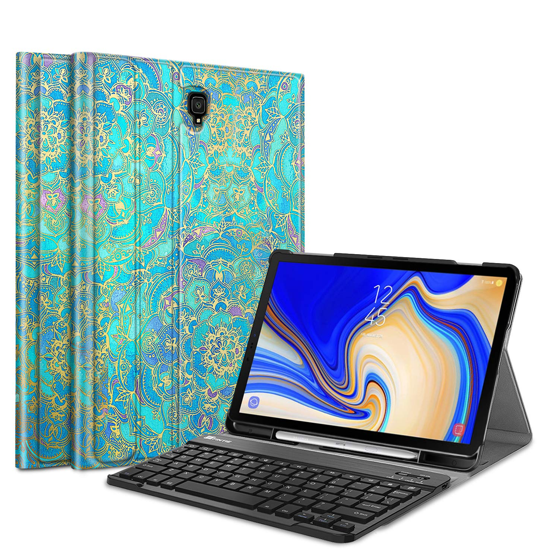 Funda + Teclado Galaxy Tab S4 10.5 FINTIE [7HMQRH88]
