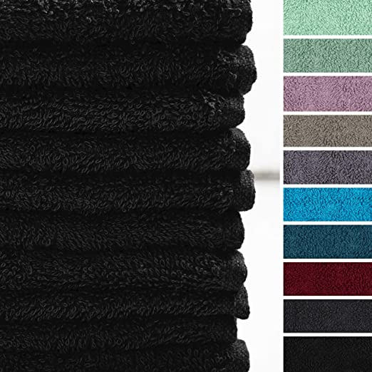Lumaland Premium Set 10 toallitas Suaves Bidet 30 x 30 Hechas de ...