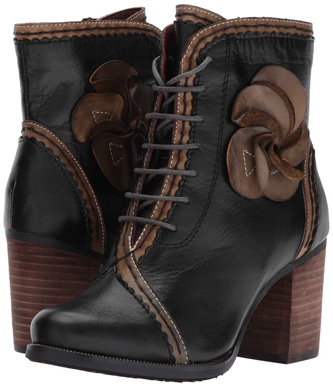 L'Artiste by Spring Step Women's Chrisanne Boot B06XKTGN35 42 EU/10.5 - 11 M US|Black