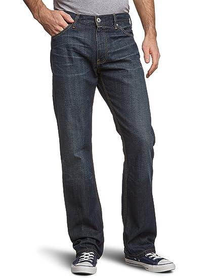 a9c92c335d9a Levi s® Herren Jeans 506 Straight Fit, 74506 , WATERLESS  Amazon.de ...