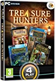 4 Play Collection - Treasure Hunters (PC DVD)