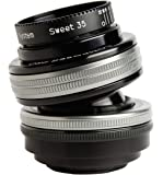 Lensbaby ティルトレンズ Composer Pro II with Sweet 35 マイクロフォーサーズ用 35mm F2.5 レンズベビー光学系交換システム対応