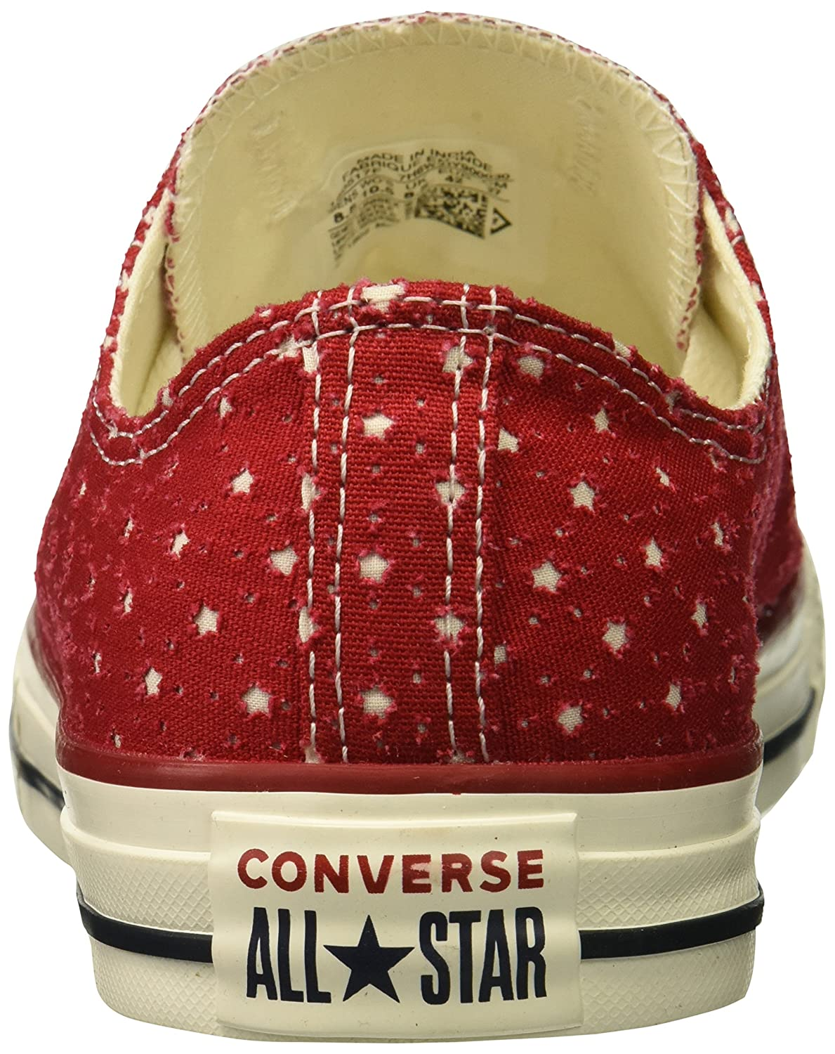 Converse Unisex Chuck Taylor Perforated