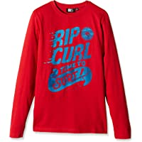 RIP CURL Time To Surf LS tee