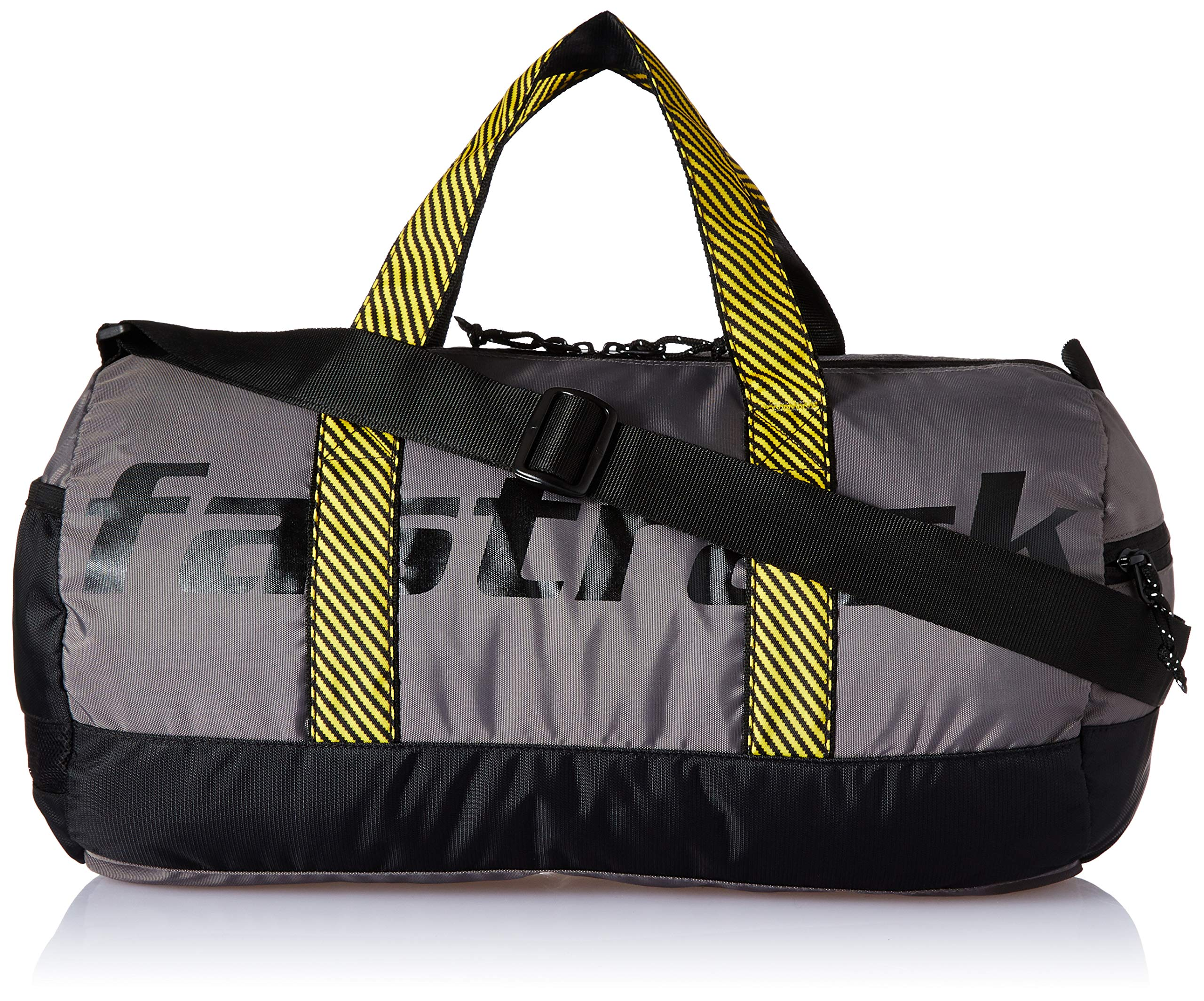Fastrack Polyester 17 inches Grey Travel Duffle (A0722NGY01) product image