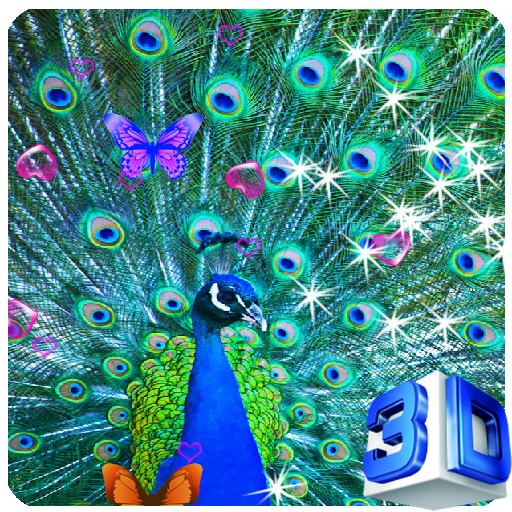 Amazon.com: 3D Peacock Live Wallpaper: Appstore For Android