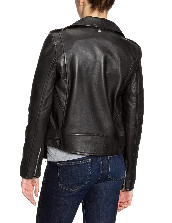 black Schott taille Xx Noir Nyc Large Lcw8600 Femme Blouson qw7aXP bb0de5b3a49