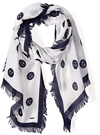 df42e9973cc9 Armani Exchange Fashion Scarf