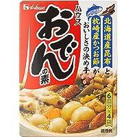House Oden Soup Seasoning , 19.3Gx4P, 77.2 g