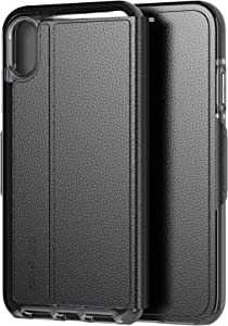 tech21 Evo Wallet Phone Case Cover for Apple iPhone Xs Max - Black
