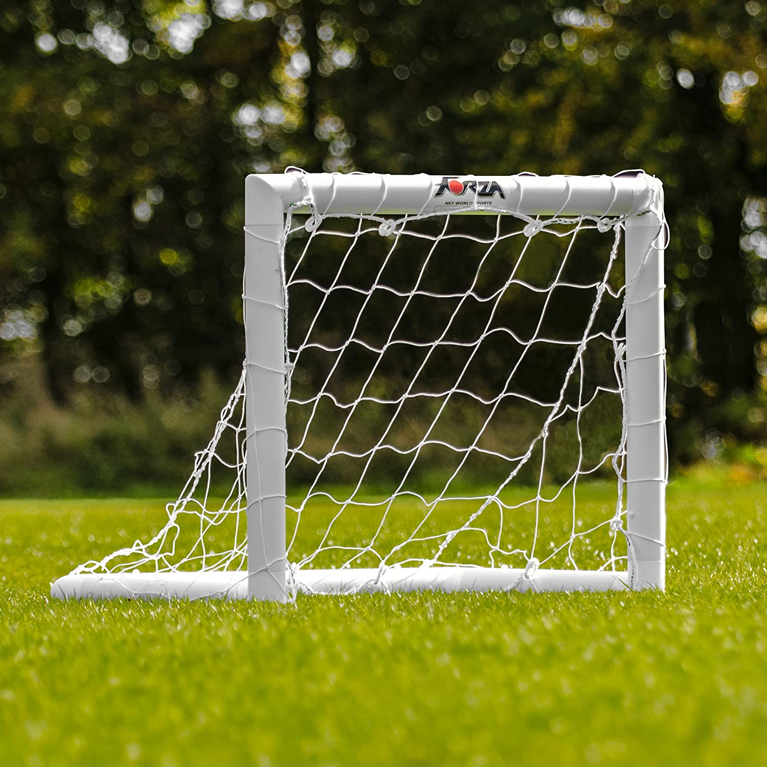 amazon com forza kids soccer goal huge 75 introductory sale