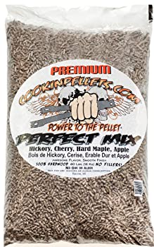 CookinPellets Mix Wood Pellets For Smoking