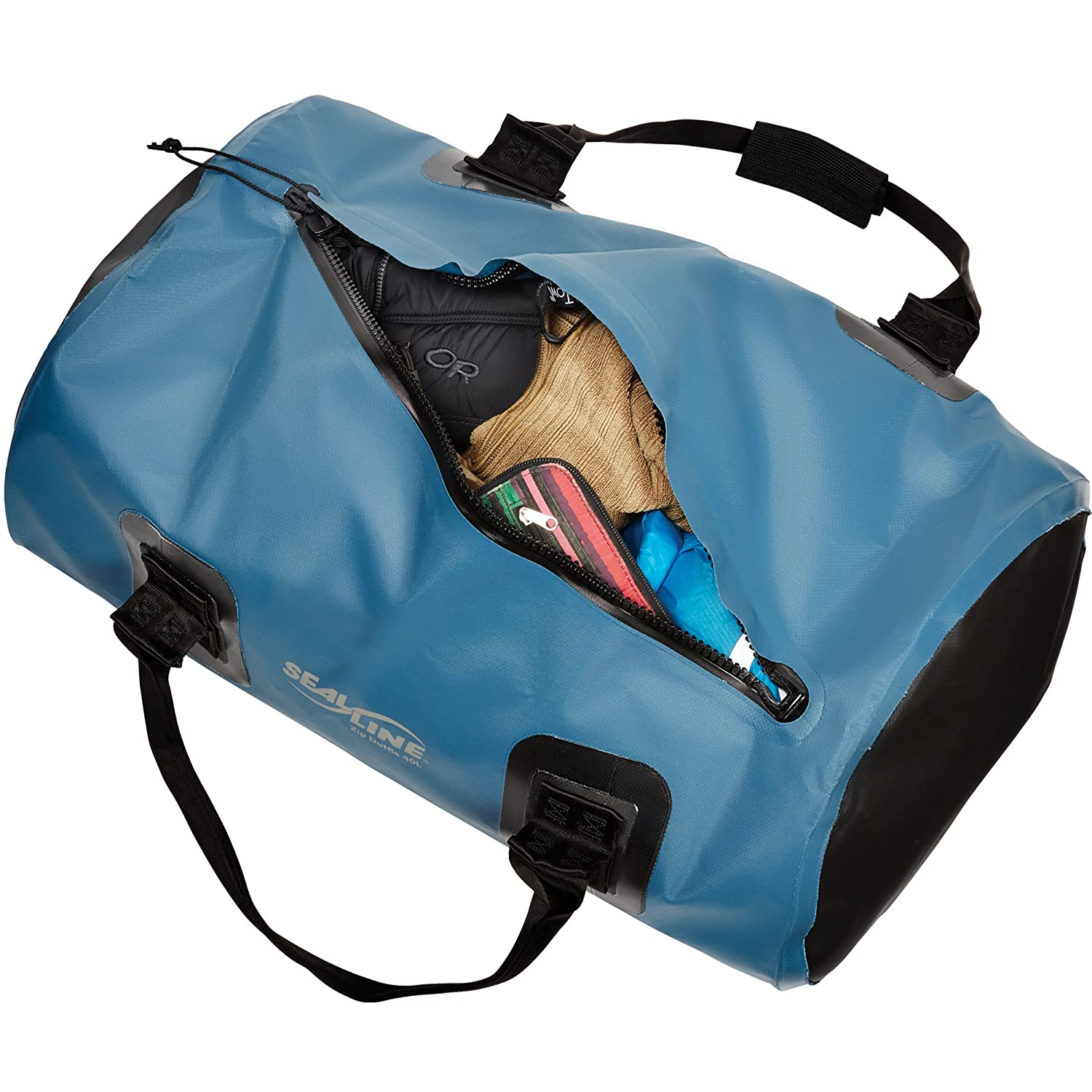 c7ca26797892 Amazon.com   SealLine Zip Duffle Bag   Clothing