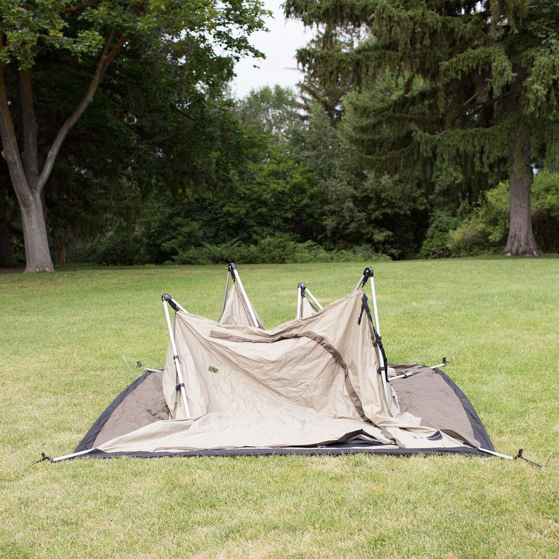Amazon.com  BlackPine- 8 x 7 4-Person Freestander Turbo Tent  Sports u0026 Outdoors & Amazon.com : BlackPine- 8 x 7 4-Person Freestander Turbo Tent ...